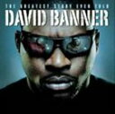 【輸入盤】DAVID BANNER デヴィッド・バナー/GREATEST STORY EVER TOLD(CD)