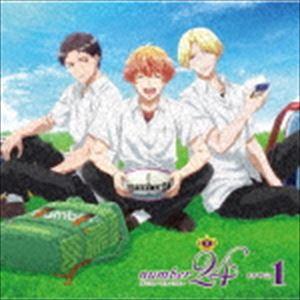 (ドラマCD) オリジナルアニメ「number24」ドラマCD1 [CD]画像