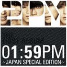 2PM / 01:59PM 〜 JAPAN SPECIAL EDITION〜(通常盤) [CD]