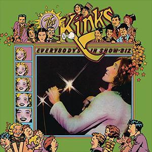 輸入盤 KINKS / EVERYBODY'S IN SHOW-BIZ (LEGACY EDITION)(LTD) [3LP]