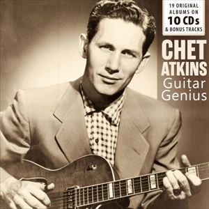 フォーク・カントリー, その他  CHET ATKINS 18 ORIGINAL ALBUMS 10CD