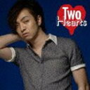 ★【初回予約のみ】非売品B2告知ポスター付き! 外付け三浦大知/Two Hearts(初回仕様)(CD)