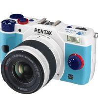《送料無料》PENTAX Q10 エヴァンゲリオンモデル TYPE00 : レイ