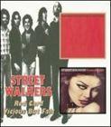 輸入盤 STREETWALKERS / RED CARD/VICIOUS BUT FAIR [2CD]