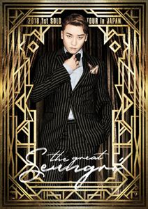 V.I (from BIGBANG)/「SEUNGRI 2018 1ST SOLO TOUR[THE GREAT SEUNGRI]IN JAPAN」(通常盤) [DVD]