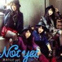 Not yet/週末Not yet(Type-A/CD+DVD※Music Clip、ドキュメント映像(大島優子、横山由依)...