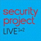セキュリティ・プロジェクト feat.トレイ・ガン&ジェリー・マロッタ/LIVE 1&2:プレイズ・ピーター・ゲイブリエル(CD)