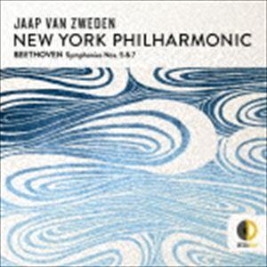ズヴェーデン ニューヨーク・フィル / ベートーヴェン:交響曲第5番≪運命≫・第7番(来日記念盤/SHM-CD) [CD]