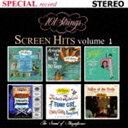 101ストリングス・オーケストラ / Screen Hits Volume 1【映画音楽 第1集】思い出の映画音楽/アラウンド・ザ・ワールド [CD]