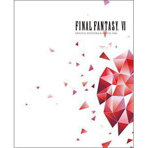 FINAL FANTASY VI ORIGINAL SOUNDTRACK REVIVAL DISC [비디오 / 블루 레이 디스크 뮤직 사운드 트랙] [Blu-ray 오디오]