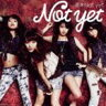 Not yet/週末Not yet(Type-B/CD+DVD※Music Clip、ドキュメント映像(北原里英、指原莉乃)、ショートフィルム他収録/ジャケットB)(CD)