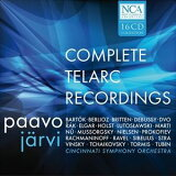 輸入盤 PAAVO JARVI / TELARC COMP RECORDINGS [16CD]