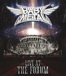 ミュージック, その他 BABYMETALLIVE AT THE FORUM Blu-ray