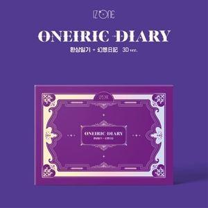 CD, 韓国(K-POP)・アジア  IZONE 3RD MINI ALBUM ONEIRIC DIARY 3D VER CD