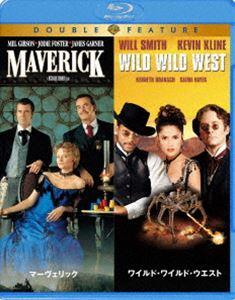 【初回限定生産】 マーヴェリック/ワイルド・ワイルド・ウエスト Blu-ray(お得な2作品パック...