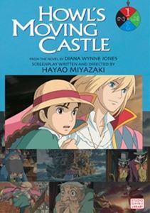 洋書, REFERENCE & LANGUAGE Howls Moving Castle Film Comic Vol. 1 1