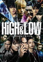 【DVD】 HiGH & LOW SEASON 1 完全版 BOX