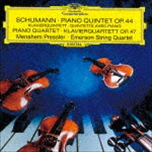 エマーソン弦楽四重奏団 / シューマン:ピアノ五重奏曲 ピアノ四重奏曲(SHM-CD) [CD]