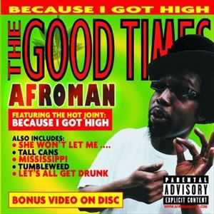 輸入盤 AFROMAN / GOOD TIMES [CD]