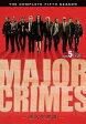 《送料無料》MAJOR CRIMES 〜重大犯罪課〜〈フィフス・シーズン〉 コンプリート・ボックス(DVD)