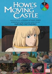 洋書, REFERENCE & LANGUAGE Howls Moving Castle Film Comic Vol. 2 2