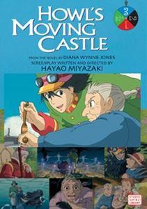 洋書, REFERENCE & LANGUAGE Howls Moving Castle Film Comic Vol. 3 3