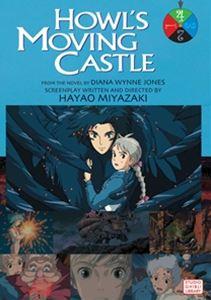 洋書, REFERENCE & LANGUAGE Howls Moving Castle Film Comic Vol. 4 4