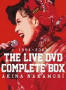 中森明菜 THE LIVE DVD COMPLETE BOX [DVD]