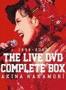 中森明菜 THE LIVE DVD COMPLETE BOX [DVD]