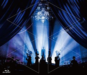 """w-inds.LIVE TOUR 2015""""Blue Blood""""(Blu-ray)"""