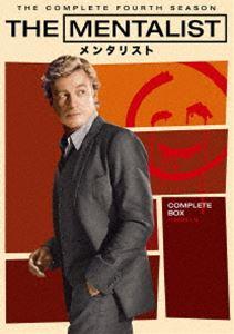 《送料無料》THE MENTALIST/メンタリスト〈フォース・シーズン〉 コンプリート・ボックス(DVD)