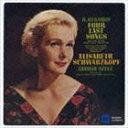エリザベート・シュワルツコップ(S) / R.シュトラウス:4つの最後の歌 歌曲集(12曲) [CD]