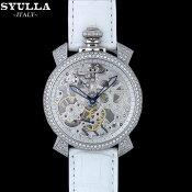 【送料無料】SYULLA(シュラ)メンズ腕時計スカルリミテッドSYULLA-2【YDKG-tk】【smtb-TK】13S