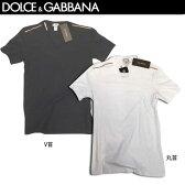 【送料無料】 ドルチェアンドガッバーナ(DOLCE&GABBANA)メンズ イタリアライン 半袖Tシャツ N60037/N60036 O0022 N0000/W0800 【楽ギフ_包装】【smtb-TK】 15A