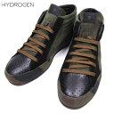 ハイドロゲン HYDROGEN メンズ ミドルカット 迷彩スニーカー 靴 173710 397 15A【送料無料】【smtb-TK】
