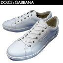 ドルチェ&ガッバーナ DOLCE&GABBANA メンズ レザー スニーカー 靴 CS1362 A3 ...