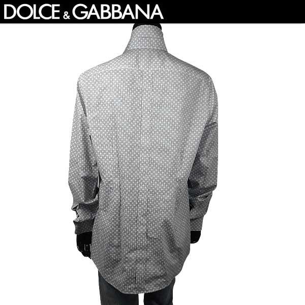 ドルチェ&ガッバーナ DOLCE&GABBANA  メンズ GOLD コットン ボタンダウンシャツ 長袖ワイシャツ G5EB3T FS52F HN602 71S (R73440)【smtb-TK】