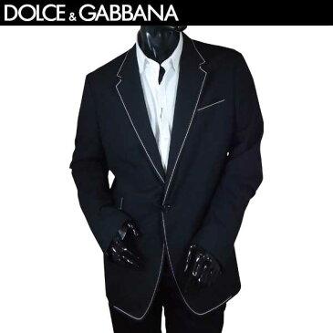 【送料無料】 ドルチェ&ガッバーナ(DOLCE&GABBANA) メンズ テーラード ジャケット ブレザー G2JZ4T FUBBG N0000 【smtb-TK】 71S