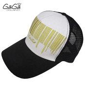 2017年春夏新作ガガミラノ(GaGaMILANO)キャップ帽子GA-0093CAPWHT/GLD【楽ギフ_包装】【smtb-TK】71S