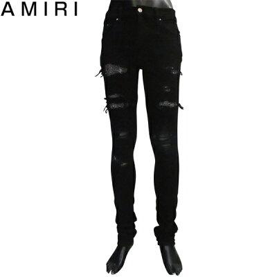 アミリ(AMIRI) メンズ クラッシュ デニム