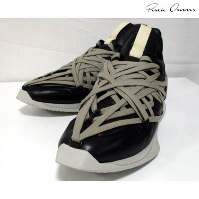 メンズ靴, スニーカー  RICK OWENS MAXIMAL RUNNER RU20S7813 LNWW1 09105 (R145200) 02S 2020 smtb-TK