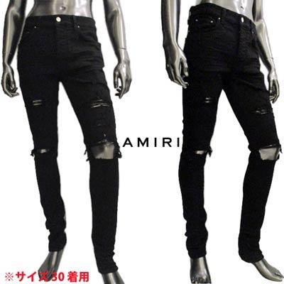 メンズファッション, ズボン・パンツ  AMIRI AMIRI XM01203SD BLACK (R135300) 02A 2020 smtb-TK