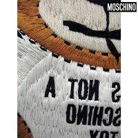 モスキーノ(MOSCHINO)メンズトップスTシャツ半袖ロゴ2colorMOSCHINOBEAR刺繍ロゴ付きTシャツ白/黒ZDA07742401001/1555(R66000)1212021年春夏新作【送料無料】【smtb-TK】