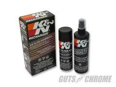 Drag Specialties995000(G) K&N エアフィルター サービスキット