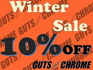GUTS CHROME8600-5360(G) 1981-88年ビックツイン 黒Aタイプ レギュレーター
