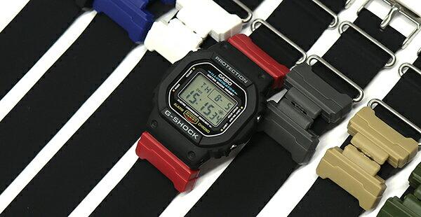 腕時計用アクセサリー, 腕時計用ベルト・バンド G-SHOCK G NATO gs-b4a1