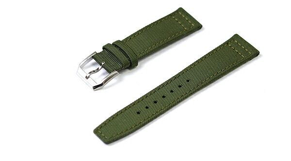 腕時計用アクセサリー, 腕時計用ベルト・バンド  20mm 22mm l004-n-kh-s