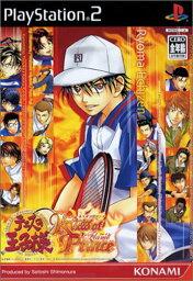【中古】研磨済 追跡可 送料無料 PS2 テニスの王子様 Kiss of Prince Flame Version