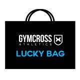 【送料無料】 GYMCROSS(ジムクロス)【福袋 LUCKY BAG】メンズ トレーニングウェア フィットネスウェア超お買い得詰め合わせ
