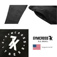 GYMCROSS(ジムクロス)トレーニングウェアフィットネスウェアメンズジョガーパンツスウェットコンプレッションウェアジムウェアgc-004